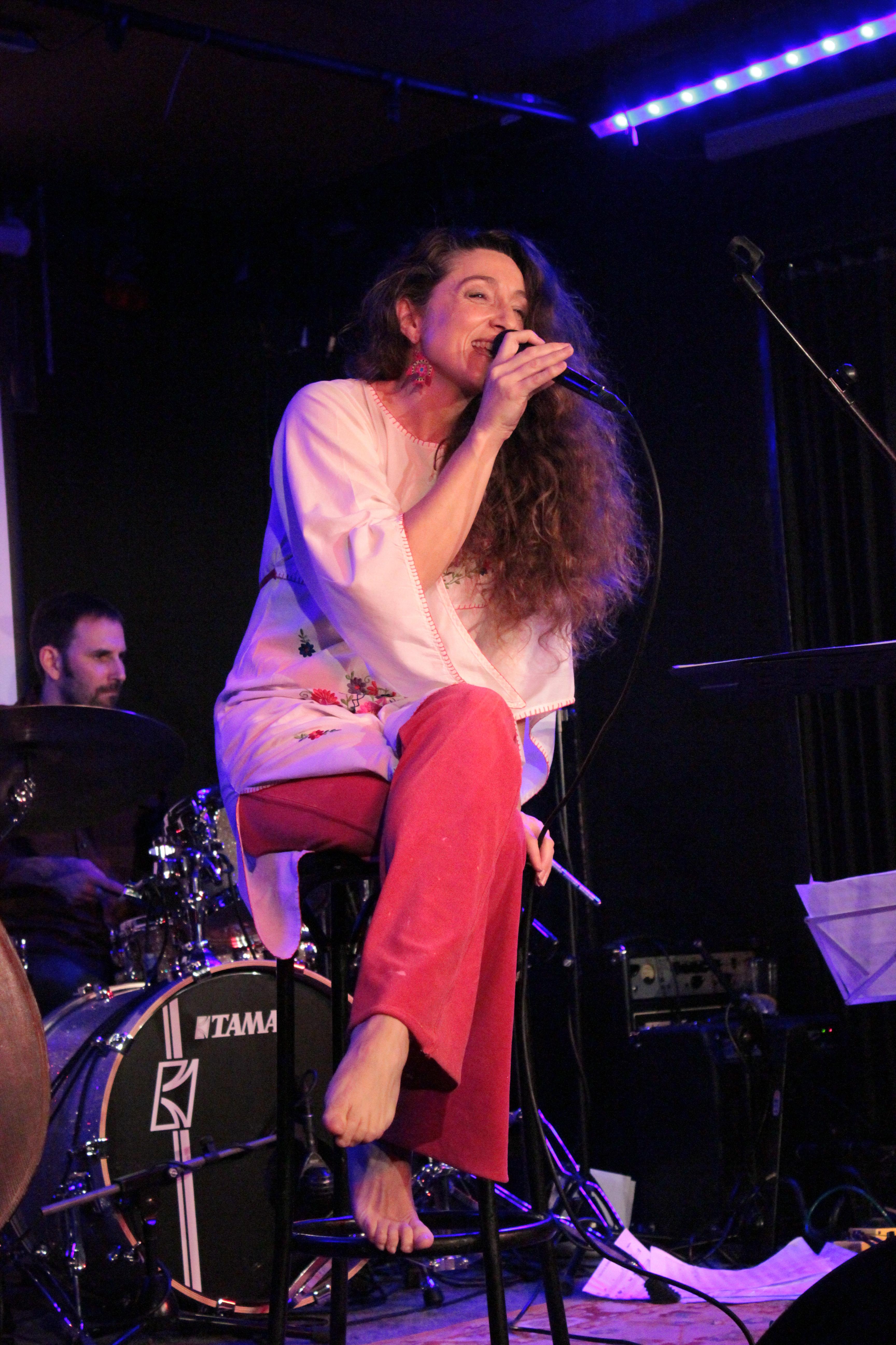 Babel Ruiz Festival de Jazz de Madrid