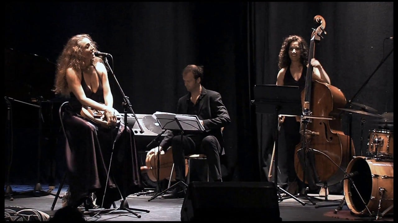 Babel Ruiz con Lila Horovitz